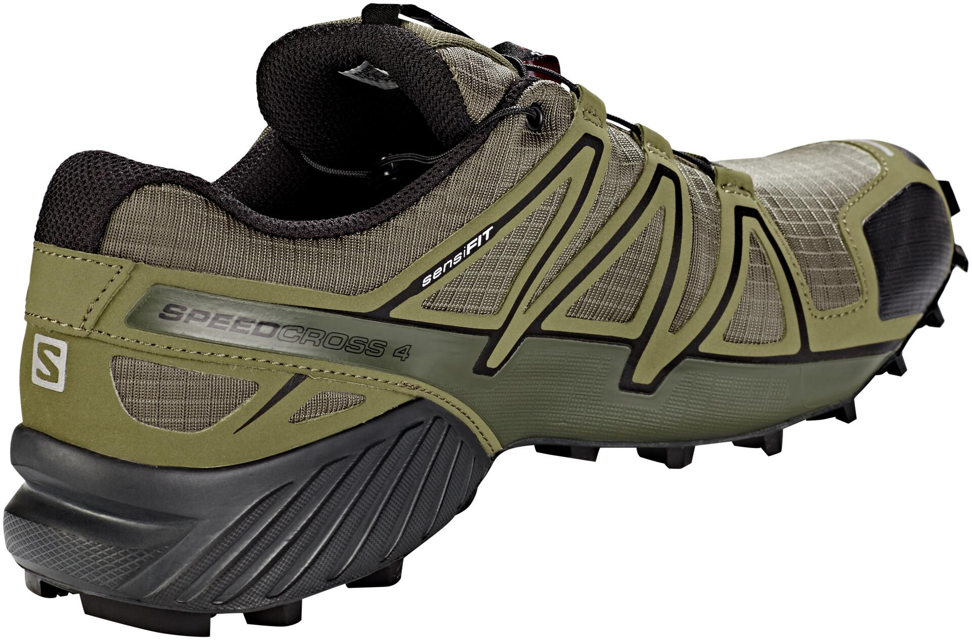 4 Salomon Chaussures Olive Homme Running Speedcross 5AL4Rj